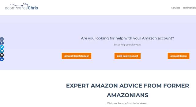 Как разблокировать аккаунт на Амазоне