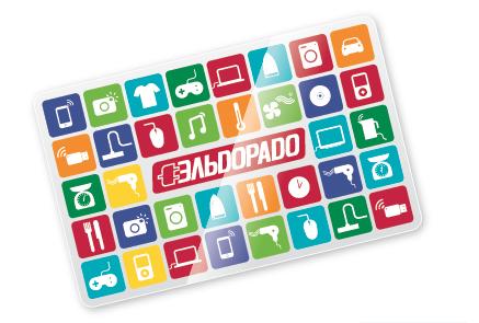 Как узнать сколько бонусов на карте Эльдорадо