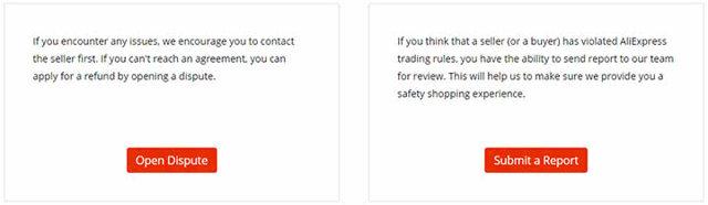 Как пожаловаться на продавца на Алиэкспресс: как написать жалобу, куда обращаться