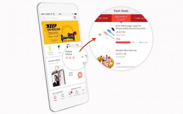 Как заказать на Алиэкспресс с телефона через приложение