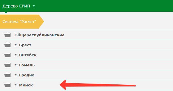 Как оплатить Фаберлик через ЕРИП, интернет-банкинг в РБ