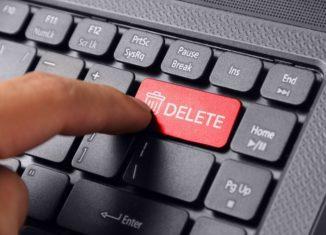 Как удалить аккаунт в joom