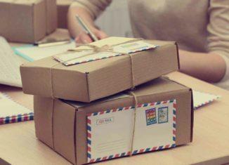 Как получить посылку с joom на почте