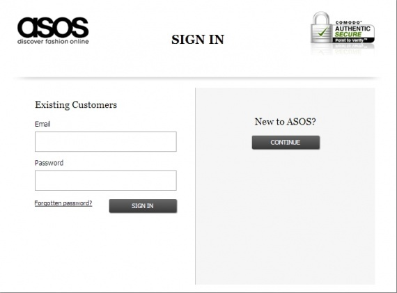 Как заказывать на Асос, заполнять аддрес доставки, оплачивать